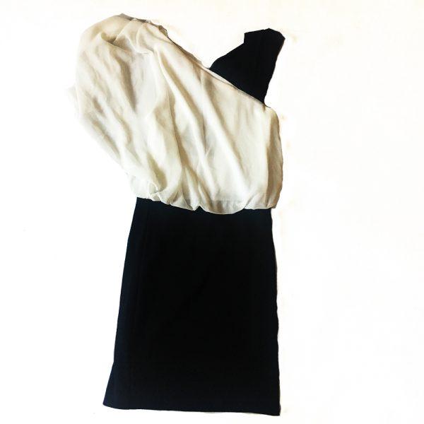 sukienka-czarno-biala